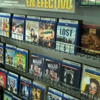 Photo taken at Blockbuster by Edgar Eduardo H. on 8/10/2012