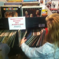 Photo taken at The Record Exchange by Tom F. on 5/22/2012