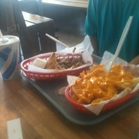 Photo taken at Wally's Restaurant by Danielle T. on 7/25/2012