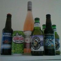 Photo taken at Warehouse Beverage by Kim Supermutt G. on 2/21/2012