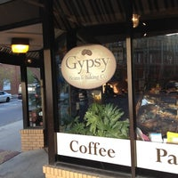 Photo taken at Gypsy Beans and Baking Company by Allen H. on 4/15/2012