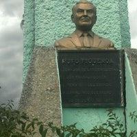 Photo taken at Busto de Rufo Figueroa by Shelo C. on 6/15/2012