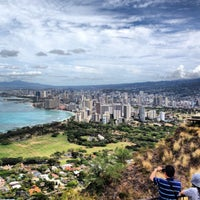 Photo taken at Diamond Head State Monument by Delaney D. on 6/15/2012