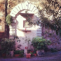 Photo taken at Rione XIII - Trastevere by Alessandro M. on 8/30/2012