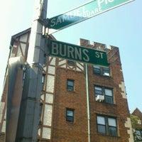 Photo taken at Burns Street by Guillaume V. on 8/10/2012