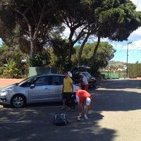 Photo taken at El Casco Tennis Club by Peeter S. on 4/22/2012