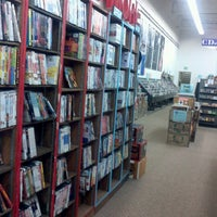 Photo taken at Edward McKay Used Books & More by Tracy S. on 5/20/2012