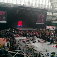 Photo taken at Olympia by Sam H. on 3/11/2012
