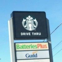 Photo taken at Starbucks by Kendrick B. on 7/25/2012