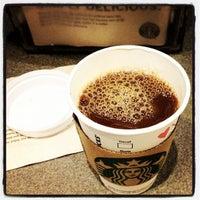 Photo taken at Starbucks by Jon M. on 2/7/2012