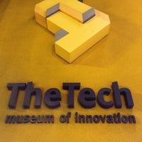 Photo taken at The Tech Museum of Innovation by John L. on 3/11/2012
