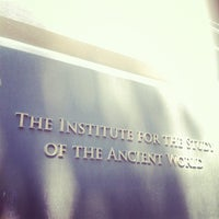 Photo taken at NYU Institute for the Study of the Ancient World (ISAW) by Roko R. on 7/26/2012