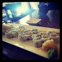 Photo taken at Jin Restaurant by Warren A. on 7/14/2012