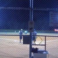 Photo taken at Krieg Field Softball Complex by Rosie B. on 2/23/2012