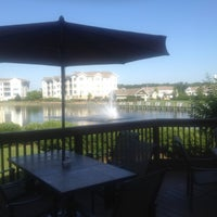 Photo taken at Cove at Bayside by Melanie D. on 6/24/2012