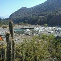 Photo taken at Camping El Sauce by Karol K. on 3/11/2012
