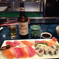 Photo taken at Kanki Japanese House of Steaks & Sushi by João R. on 8/31/2012