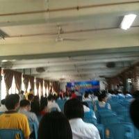 Photo taken at SMK Jalan Damai by Wei WEn on 7/28/2012
