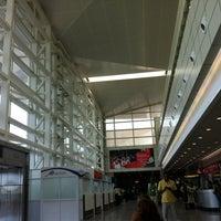 Photo taken at Maputo International Airport (MPM) by Darlan F. on 6/21/2012