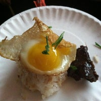 Photo taken at Lucky Rice Night Market by Iris C. on 5/5/2012