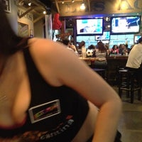 Photo taken at Ojos Locos Sports Cantina by Henry N. on 2/18/2012