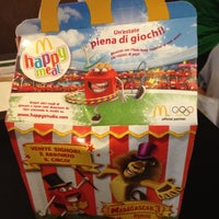 Photo taken at McDonald's by Cinzia on 9/7/2012