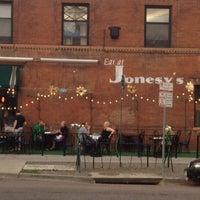 Photo taken at Jonesy's Eat Bar by Lisa F. on 5/18/2012