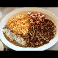 Photo taken at Palenque Cocina Mexicana by Johnny W. on 4/24/2012