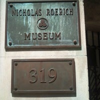 Photo taken at Nicholas Roerich Museum by dha on 7/7/2012