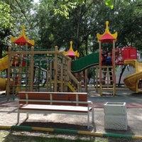 Photo taken at Детская площадка by Vlad K. on 6/24/2012
