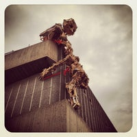 Photo taken at Hayward Gallery by Michael A. on 6/14/2012