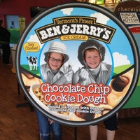Photo taken at Ben & Jerry's by James B. on 4/29/2012