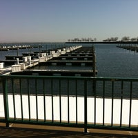 Photo taken at McKinley Marina Center Docks by Jim B. on 3/6/2012