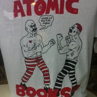 Photo taken at Atomic Books by joezuc on 7/22/2012