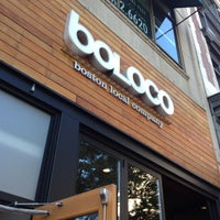 Photo taken at Boloco by Eric A. on 6/14/2012