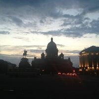 Photo taken at Большие Игры МегаФона by Leonid Y. on 7/26/2012