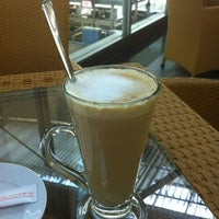 Photo taken at Confetti Food Court & Coffee Lounge by Shyam P. on 2/28/2012