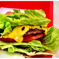 Photo taken at In-N-Out Burger by Brook H. on 6/8/2012