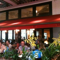 Photo taken at CT Brasserie by Marcos T. on 4/30/2012