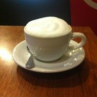 Photo taken at Mo'z Cafe by Patrick D. on 6/4/2012