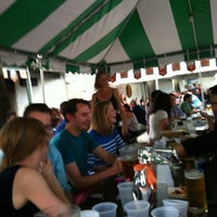 Photo taken at Bohemian Hall & Beer Garden by Kris S. on 8/18/2012