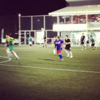 Photo taken at Futbol 7 Merida Center by Juan Carlos R. on 6/9/2012