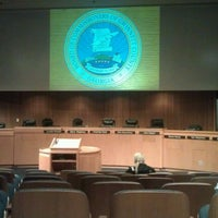 Photo taken at Gwinnett County Justice and Administration Center by Danny R. on 6/5/2012