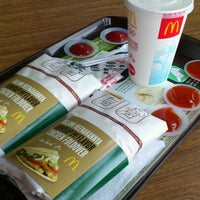 Photo taken at McDonald's by Grace O. on 7/19/2012