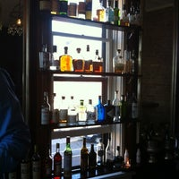 Photo taken at Solera Wine Lounge & Cheshire Bar by Bryan B. on 5/11/2012