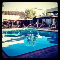 Photo taken at Sheraton Palo Alto Hotel by Matt Z. on 8/29/2012