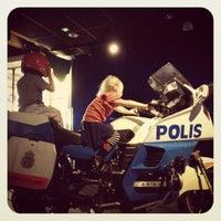 Photo taken at Polismuseet by Henrik H. on 9/2/2012