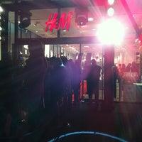 Photo taken at H&M by Richard K. on 3/7/2012