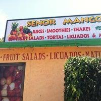 Photo taken at Señor Mangos by Kirk D. on 8/12/2012