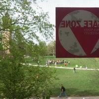 Photo taken at Margaret Sloss Women's Center by BJ F. on 4/4/2012